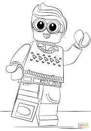 lego grayson coloring page free printable coloring pages