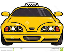 best yellow cab vector illustration taxi pictures vector art library