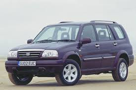 suzuki grand vitara xl 7 2001 car review honest john