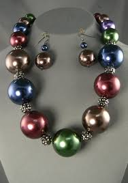 large bead necklace images 369 best jewels neck beads large images necklaces jpg