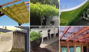Shade Ideas For Patios Stunning Ways To Bring Shade To Yard Or Patio Amazing Diy