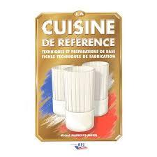 fiche technique cuisine cap la cuisine de référence techniques et préparations de base