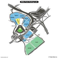 Miller Park Seating Map Miller Park Seating Chart Seating Charts And Tickets