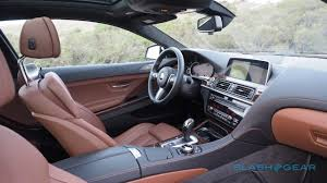 2016 bmw dashboard 2016 bmw 650i coupe review slashgear