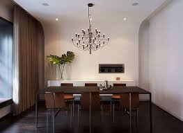 apartment dining room interior modern dining room table in central park apartment sets