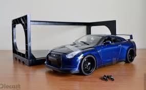 Nissan Gtr R35 - jada toys 1 18 scale brian u0027s nissan gt r u2013 unboxed u2013 xdiecast