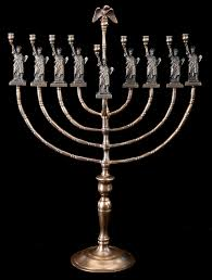small menorah the objects of our traditions national museum of american history
