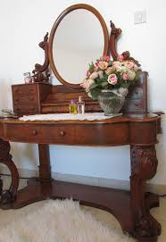 Antique Vanity Table 120 Best Vanity And Chairs Images On Pinterest Antique Vanity