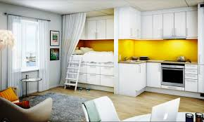 Diy Apartment Decorating Ideas by Amusing Studio Apartment Bed Ideas Pics Decoration Inspiration