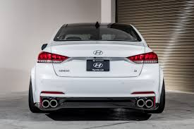 hyundai genesis tune genesis ar550 is hyundai s vision of a tuned m5 e63 amg fighter