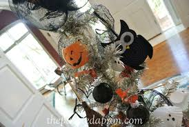 creations halloween tree the painted apron