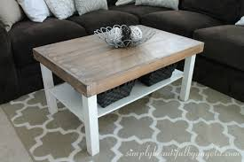 ikea lack hack a high end look on a dime designer trapped simply beautiful by angela ikea table makeover take two