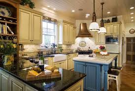 country french kitchen cabinets 87 most imperative country french kitchens cream color granite
