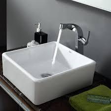 bowl sinks bathroomwhite modern bathroom vanity vessel sink