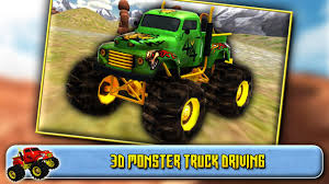 3d monster truck racing 3d monster truck driving android apps on google play
