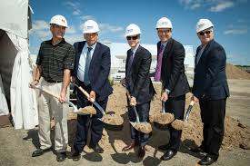 lexus toronto jobs breaking ground for the new spinelli lexus in lachine a 10