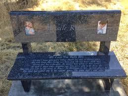 benches u2013 nu art memorial