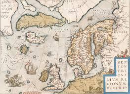 Scandinavia Map File 16th Century Map Of Scandinavia Jpg Wikimedia Commons