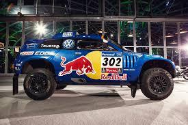 volkswagen race car when the vw race touareg dominated dakar