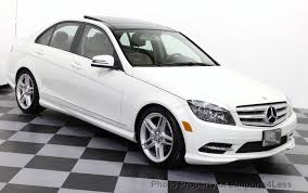 2011 mercedes c300 4matic 2011 used mercedes certified c300 amg sport package