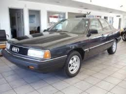 audi 5000 for sale used 1986 audi 5000 cs in hebron connecticut