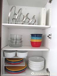 kitchen cabinet storage ideas kitchen cabinet organization simple organizing ideas