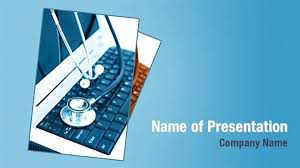 medical technology powerpoint templates medical technology