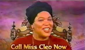 Miss Cleo Meme - telephone psychic miss cleo has died at 53