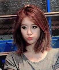 lob hairstyle pictures korea korean kpop idol girl group band tara t ara jiyeon s lob
