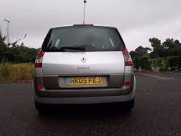 2005 Renault Scenic Long Mot Spares Or Repair In Bournemouth