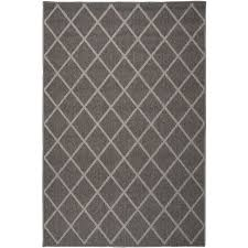 Lowes Outdoor Area Rugs Shop Weavers Of America Tuscany Mocha Indoor Outdoor Area