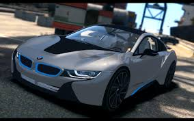 bmw i8 slammed gta gaming archive