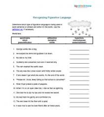 how to teach figurative language lovetoknow