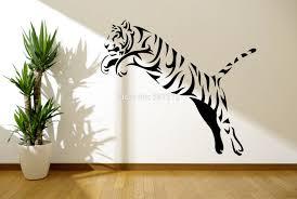 28 tiger wall stickers tiger wall decal big cat sticker tiger wall stickers tiger wall decals tiger wild animals vinyl decal wall