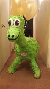 dinosaur pinata la piñata de dinosaurio buena por pinatasbydiana en etsy piñatas