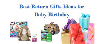 gift to india best return gifts ideas for baby birthday in india