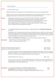 Cabin Crew Resume Example by Resume Cabin Crew Best Free Resume Collection