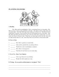 esl worksheets book 2 short stories for students