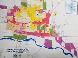 Zoning Map Planning And Zoning Garden City