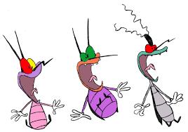 oggy cockroaches angi shy deviantart