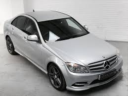 mercedes benz c class 2 1 c200 cdi sport 4dr automatic for sale in