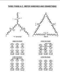 4160v 6 lead motor wiring diagram wiring diagram images
