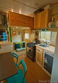 Tiny House Interiors by Brittany U0026 Dan Gibeau Explain How To Build Your Dream Mountain