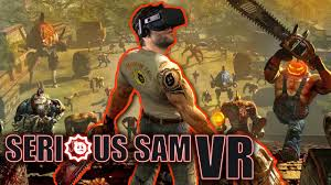 58 best sam s s serious sam has the best movement system in vr serious sam vr