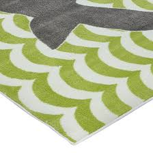 Bright Green Area Rugs Mohawk Smiling Shark Area Rug Lime Green 5 U0027x8 U0027 Target
