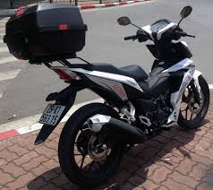 honda dylan honda winner 150cc 2016 manual motorbike for rent in hanoi