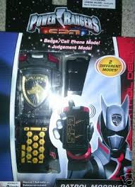power rangers spd space patrol delta command shadow patrol morpher