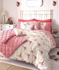 kirstie allsopp gingham roses bedding free uk delivery terrys