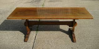 Smartness Design Antique Oak Dining Table All Dining Room - Antique oak kitchen table