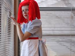 Raggedy Ann Costume Easy Last Minute Halloween Costumes For Total Procrastinators